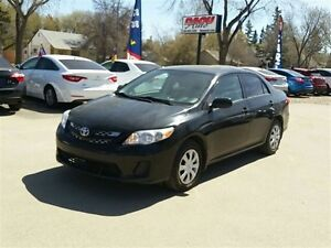 2012 Toyota Corolla LE only 60km