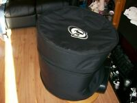 Protection Racket Bass drum case.