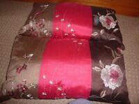 Three Scatter Cushions for sale