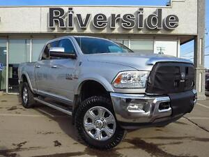 2014 Ram 2500 Laramie Crew Cab w/Back Up Camera!