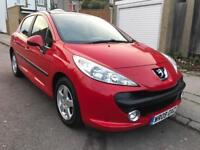 2009 Peugeot 207 1.4 Verve 5dr 2 OWNERS WITH SERVICE HISTORY