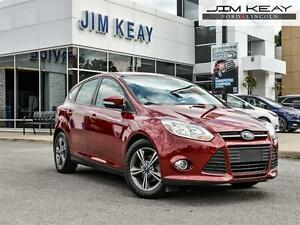 2014 Ford Focus PAY ONLY $53.56 WEEKLY 0AC***SE HATCH W/ AUTO &