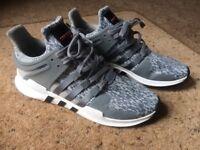 Adidas Originals EQT Support ADV Grey Size 9.5