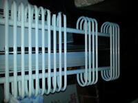 heated towel radiator.