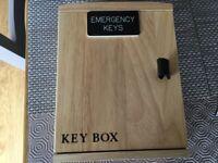 Key cupboard New