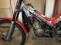 Gas Gas TXT 280 2002 trials bike