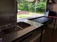 10ft x 6ft.6 catering trailer / burger van / kiosk