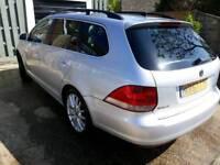 2007MY Volkswagen VW Golf estate 2.0 TDi Sportline - Only 98,600 miles, full SH!!! NR