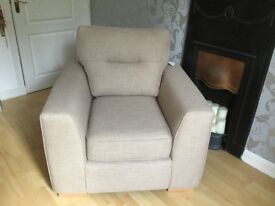 Brand new DFS Armchair