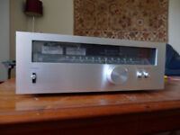 Kenwood KT-5500 Vintage Radio Tuner