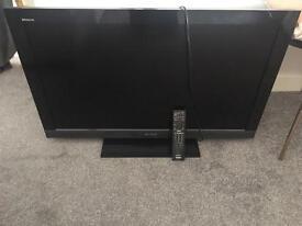 "Sony Bravia 37"" LCD TV 1080p"