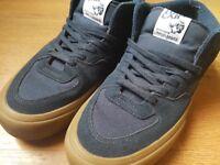 Vans Half Cab Pro Navy/Gum Size 10 Skateshoe