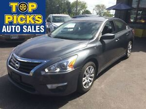 2013 Nissan Altima 2.5 S, POWER GROUP, HEATED SEATS, CRUISE!