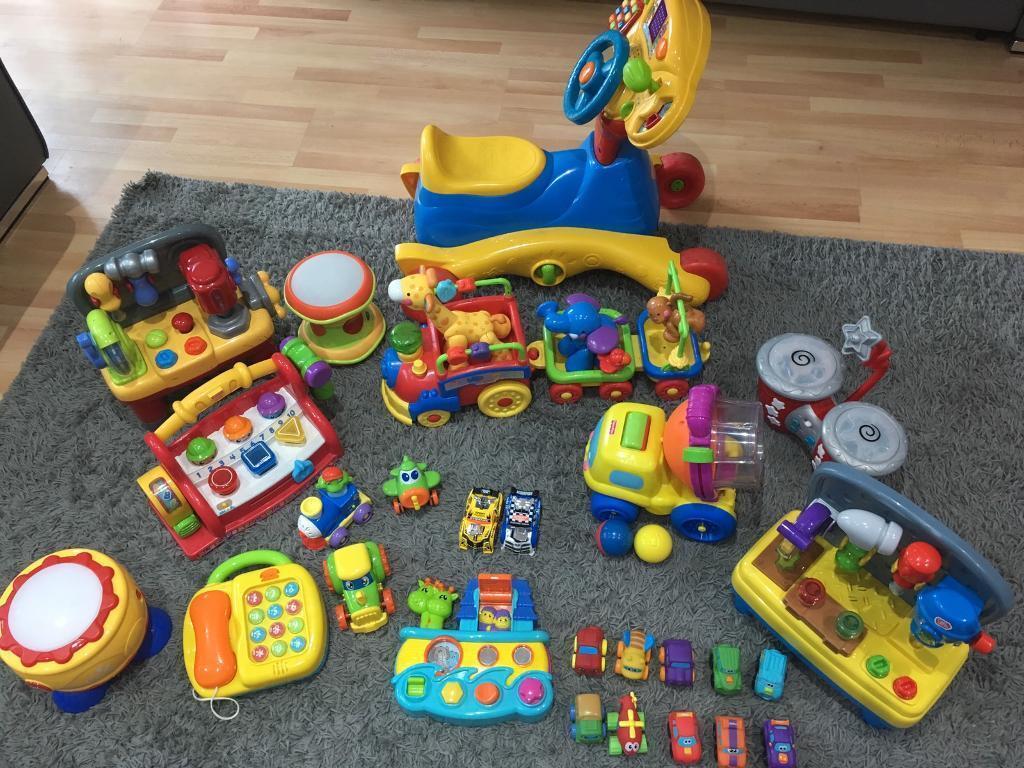 Toddle Toy Bundle