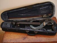 Stagg electric violin.