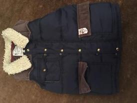 Joules gilet age 8
