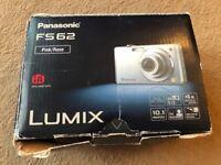 Panasonic FS62 Lumix Camera