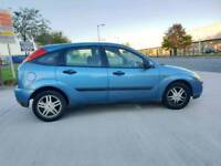 FORD FOCUS 1.6 PETROL AUTOMATIC BRILLIANT CAR LOCATED IN MANCHESTER CHADDERTON