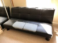 Damaged sofa bed (will pay £15 to anyone who collects it)