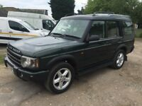 2002 LAND ROVER DISCOVERY 7 SEATER 2002