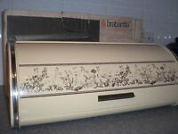Brabantia Roll Top Bread Bin (Brand new and boxed)