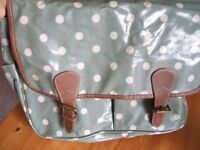 Cath Kidston Satchel £15 Very Good Condition/Like new
