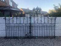 Wrought iron gates / driveway gates / garden gates / metal gates / steel gates