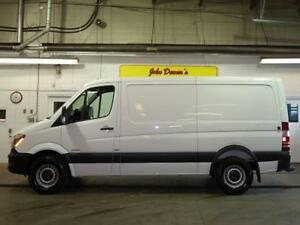 2012 Mercedes-Benz Sprinter 2500 144-in. WB