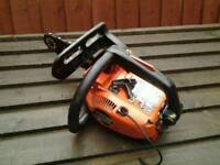 Echo cs 3400 chainsaw for spares or quick fix for someone.