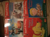 8Read at Home Level 4 Books