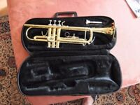 Jupiter JTR 300 trumpet.