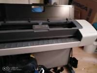 Hp designjet t1200 good shape fully working