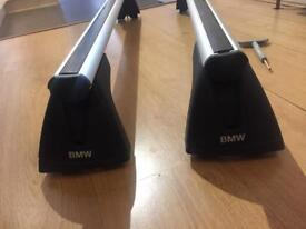 BMW one series coupe roof rack