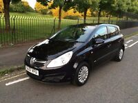 2008 (57) Vauxhall Corsa Life CDTI 5dr Hatchback (Low Mileage) £30 Tax Per Year