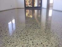 Polished concrete and restoration