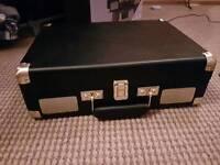 Portable Vinyl player