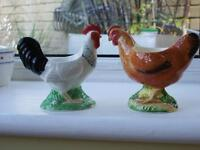 2 James Herriot Country Kitchen Egg Cups