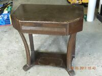 Old Hall Type Table