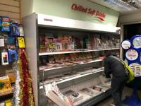 Arneg Chiller x 2 2m 4m Open Shop Fridge Display Condensers Open to Offer