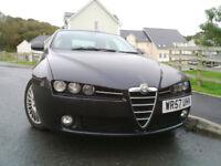 Alfa Romeo JDTM Automatic, 12 Months MOT, Cambelt changed