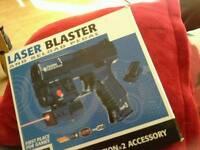 PS2 Laser Blaster & Reload Peddle