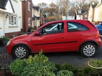 CORSA ACTIVE 74k SERVICE HISTORY JUST SERVICED LOTS OF RECEIPTS MOT 20/05/2017
