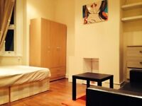 Fabulous Double room available for single use!!