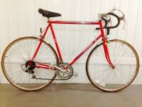 Peugeot Classic Road Bike 54 Full Serviced 10 speed Excellent Condition