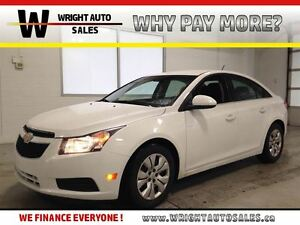2014 Chevrolet Cruze LT| BLUETOOTH| BACKUP CAM| A/C| 80,974KMS