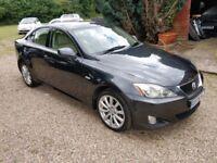 Lexus IS 220d 2.2 TD, Aircon, Alloys, CD\MP3, Heated&Aircon leather, Serviced & MOT ready to go