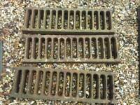 Steel Trench Drains with Lids