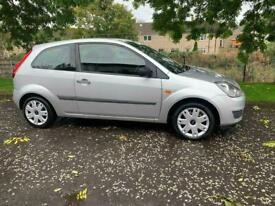 image for 2008 FORD FIESTA 1.25, 34,000 MILES,£1795