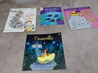 Kids books Level 1-4, Good condition, smoke free and pet free home