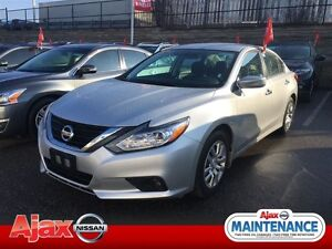 2016 Nissan Altima 2.5 SV*One Owner*Alloys